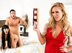 Previously on PrettyDirty, sleazy husband Danny Mountain was in knees deep when he fucked Cherie Deville,...
